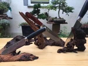 Messer mit Halter von Pit-Blog