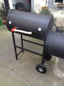 Smoker fertig