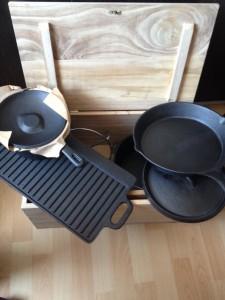 7 Teiliges Dutch Oven Set