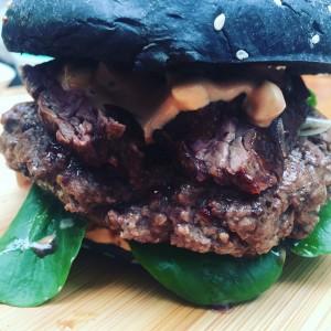 Doppel Flankburger von Pit-Blog