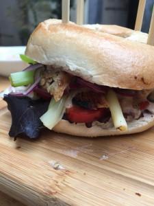 Bagelburger von Pit-Blog