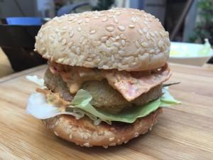 Vegi Burger von Pit-Blog