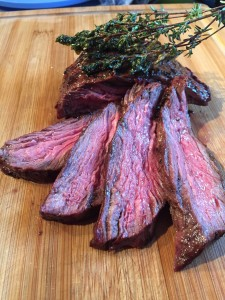Flank Steak von Pit-Blog